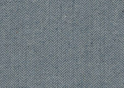 35.19 Herringbone recycled denim Dark *