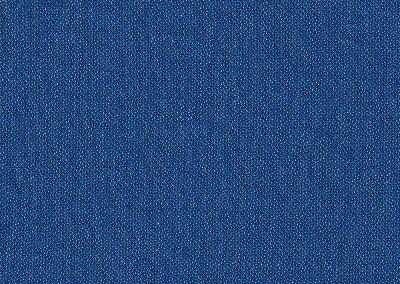 51.20B Cross twill | Royal blue