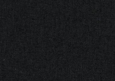 01.21 Cotton cross twill • Black
