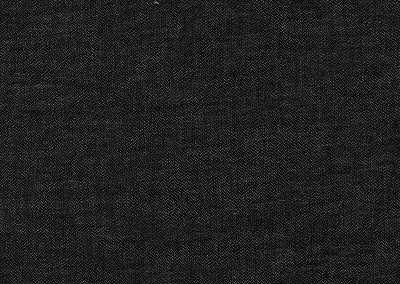 66.20 Recycled viscose cross twill • Black