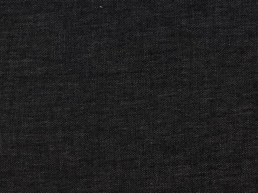 66.20 Recycled viscose cross twill • Black