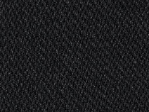 67.20 Cotton Cross Twill – finely woven • Black